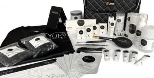 NEW YUMI™ LASHES/BROWS BEAUTY CASE