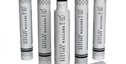 KERATIN RESTORE MASCARA - WHOLESALE PACK x 5 pcs