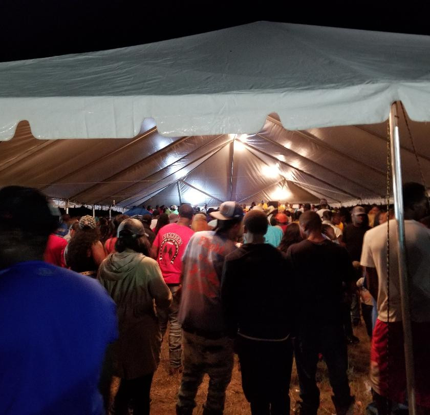 Kendria NaCol: A DJ spinning music