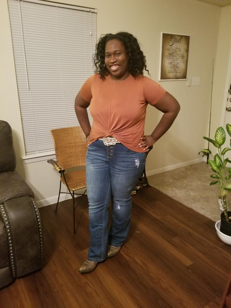 Kendria NaCol: Full look of my outfit #cowboyboots