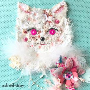 Miaou Miaou..Blue/Pink..
