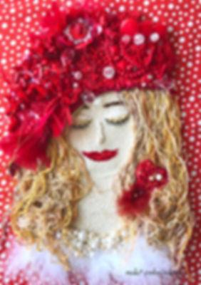刺繍 ビーズ オートクチュール刺繍