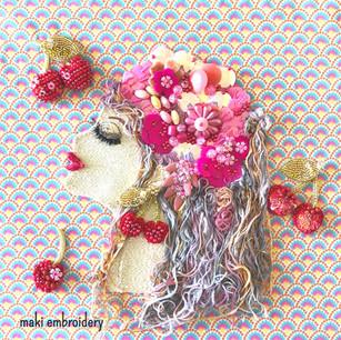 【販売済み】Cherry 〜Life is just a bowl of cherries 〜