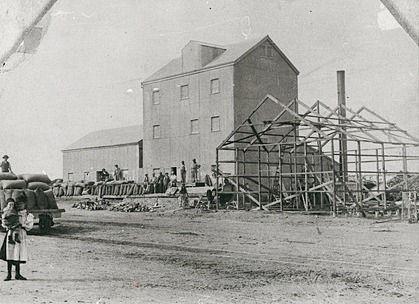 Flour Mill Port Broughton History 1915