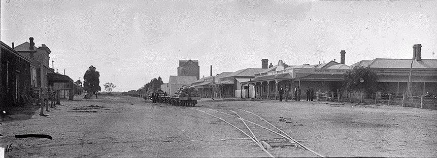 Port Broughton 1914