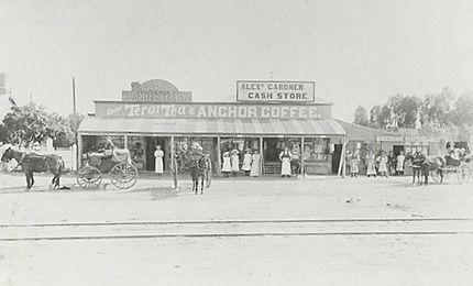 Port Broughton 1891