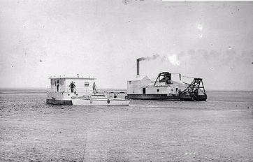 Port Broughton History fibre works 1913