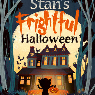 Stan's Frightful Halloween - Cover