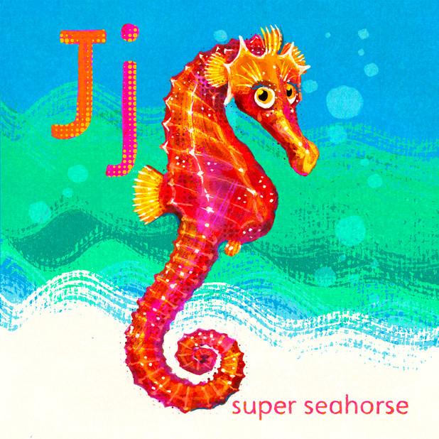 Japanese Seahorse