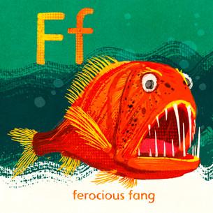 Fangtooth!