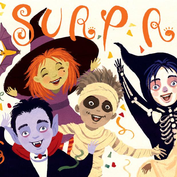 Stan's Frightful Halloween - Surprise!