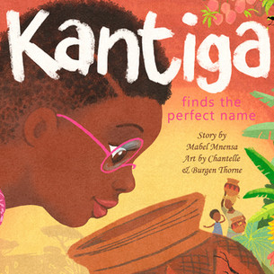 Kantiga finds the perfect name - cover