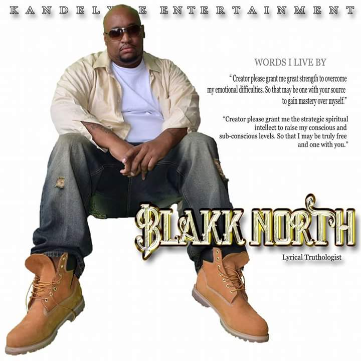 Blakk North Words