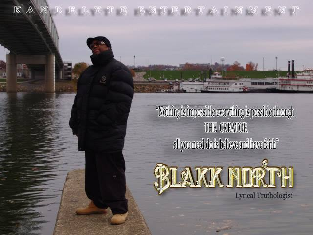 Blakk North -On the river