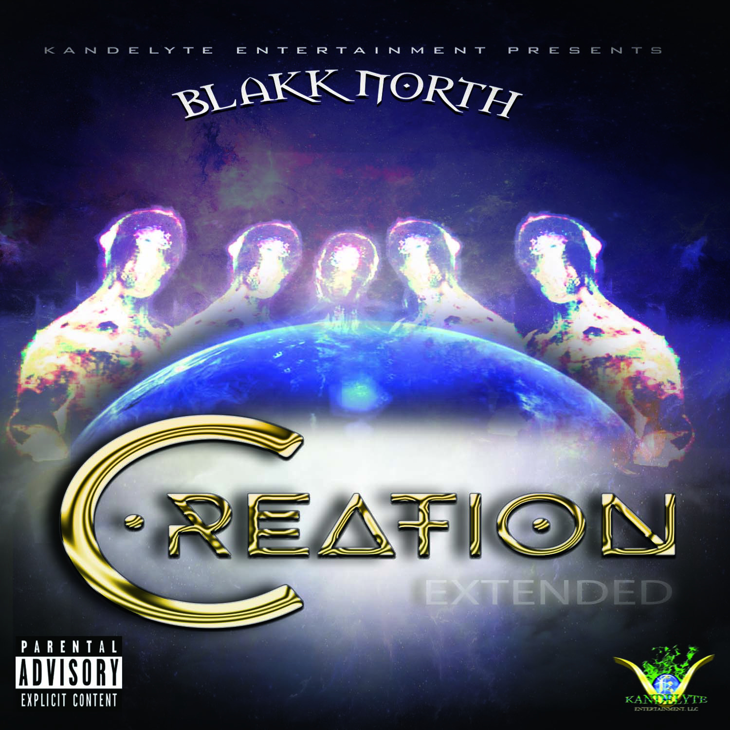 CREATION EXTEDED ALBUM FRONT