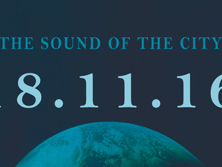 New Album 'The Sound of the City' Release Date Announced