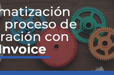 Automatización en tu proceso de facturación con AEC Invoice