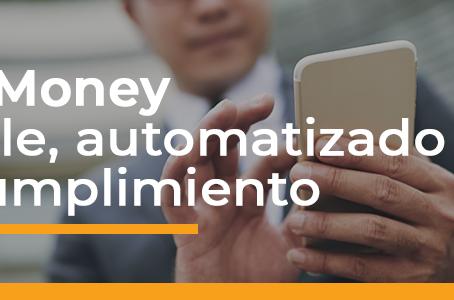 AxosMoney: Simple, automatizado & en cumplimiento