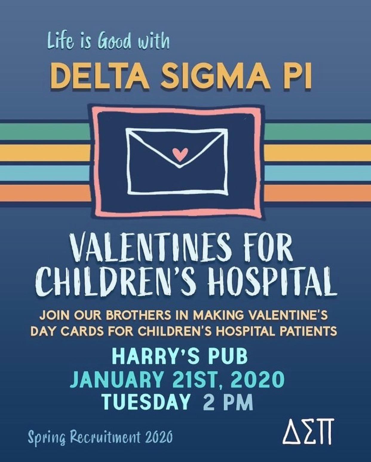 #2 Valentines for Children's Hospital