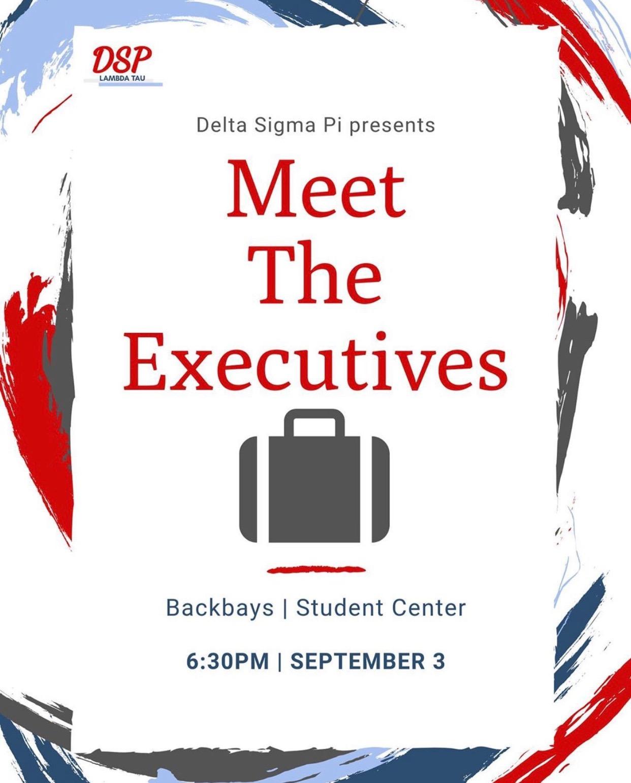 #2 Meet the Executives