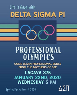 #3 Professional Olympics