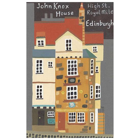 John Knox House, Royal Mile, Edinburgh