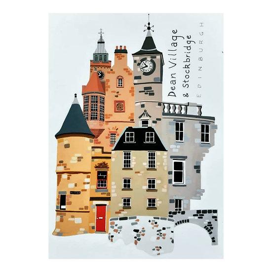 Dean Village & Stockbridge, Edinburgh