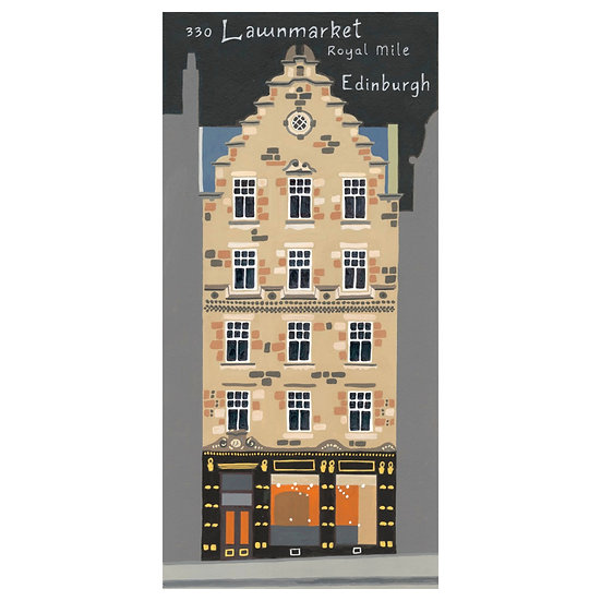 330 Lawnmarket, Royal Mile, Edinburgh