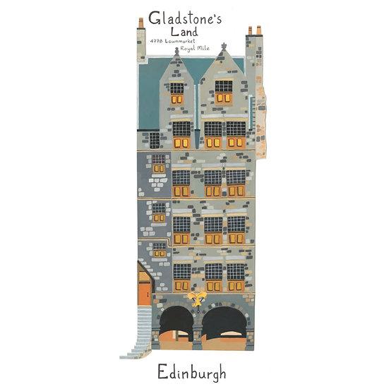 Gladstone's Land, Royal Mile, Edinburgh