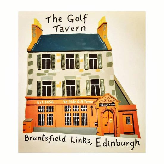 The Golf Tavern, Edinburgh