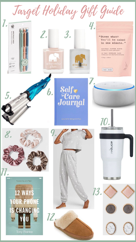 2020 Gift Guides, Vol. 2 // Target Holiday Gift Guide (for the gals)