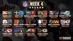 Twitter Feed 2020 NFL Week 4 Games
