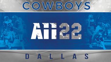 All 22 Dallas Cowboys