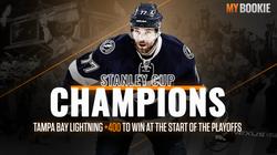 Twitter Feed 2020 NHL Champions