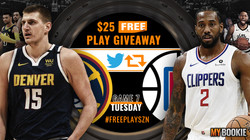Twitter Feed 2020 NBA Game 7 Giveaway