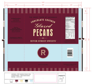 River Street Sweets 16 oz packaging