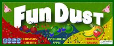 Fun Dust Candy Wrapper