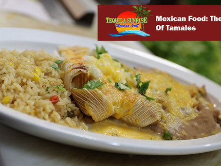 Mexican Food: The History Of Tamales