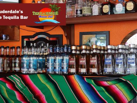 Fort Lauderdale's Favorite Tequila Bar!
