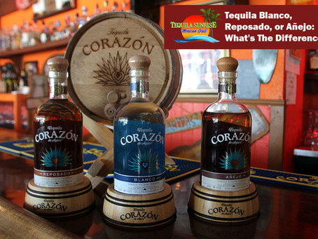 Tequila Blanco, Reposado, or Añejo: What's The Difference?