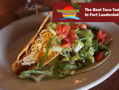The Best Taco Tuesdays In Fort Lauderdale
