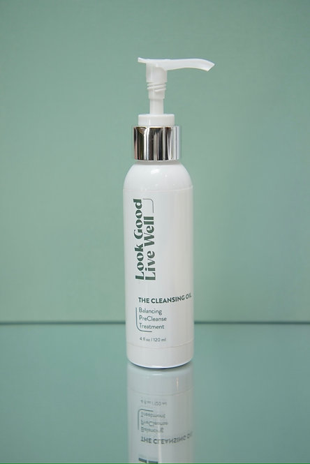 The Cleansing Oil - Balancing PreCleanse Treatment
