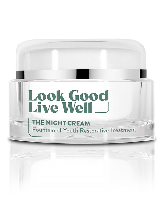 The Night Cream - Fountain Of Youth Restorative Treatment