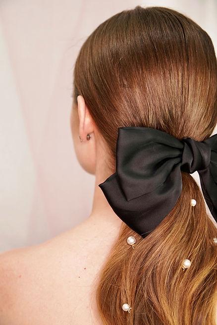 kitsch hair accessory