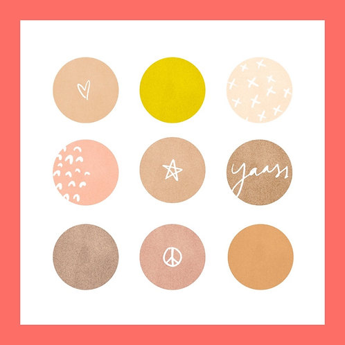 Highlight Covers | Light & Airy