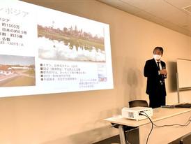 弊社代表・森本がスマートインフラ関連セミナーにて登壇しました
