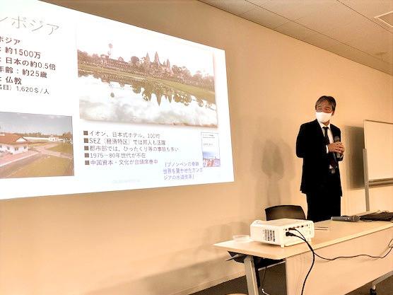 スマートインフラ関連セミナー@京都に、代表の森本が登壇!