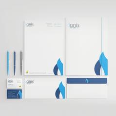 LOGO DESIGN & STATIONERY PRINT