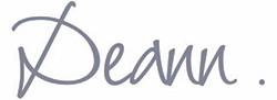 Deanns Signature - Zest! Graphics