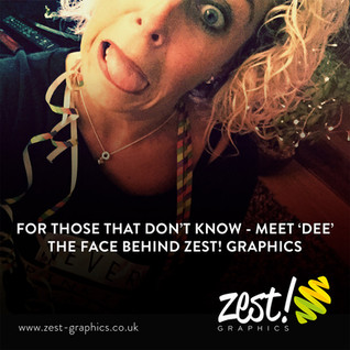 Welcome to the very first Zest! Graphics blog...